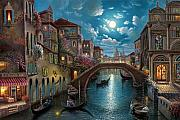 Suleyman Mavruk - Venetian Moonlight