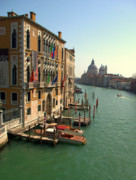 Accademia Photos - Venezia by Iain MacVinish