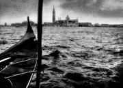 Infrared Photos - Venezia  by Sergio Bondioni