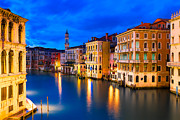 Venedig Photos - Venice 01 by Tom Uhlenberg