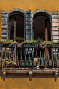 Venecia Photos - Venice Balcony by Tom Prendergast