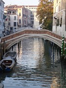 Carol Wright - Venice Bridges