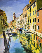 Conor McGuire - Venice Canal