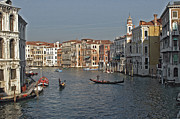 Venice Canal Grande Print by Travel Images Worldwide