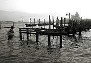 Venice Canal Grande IIi Print by Nina Papiorek