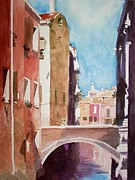 Richard Willows - Venice Canal