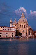 Domes Prints - Venice Church Print by Brian Jannsen