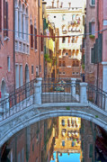 Venedig Photos - Venice cross over by Heiko Koehrer-Wagner