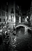 Gondola Art - Venice Evening by Madeline Ellis
