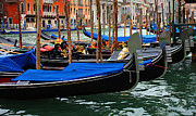 Venice Tour Prints - Venice Grand Canal 2 Print by Bob Christopher