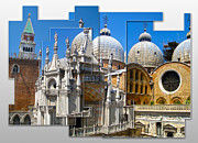 Gregory Dyer - Venice Italy - Cathedral Basilica of Saint Mark