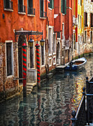 Gregory Dyer - Venice Italy - Quiet Canal
