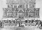 Venice: Loggetta Print by Granger