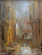 Venice Print by Nelya Shenklyarska