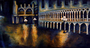 Pia Tohveri - Venice night