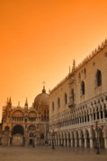 Italian Sunset Originals - Venice Sunset 17 by LS Photography