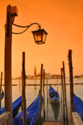 Italian Sunset Originals - Venice Sunset 61 by LS Photography