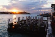 Dorsoduro Prints - Venice Sunset  Print by George Oze