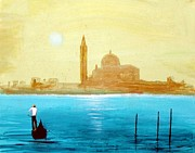 Larry Cirigliano - Venice Sunset