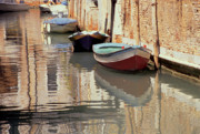 View Digital Art Originals - Venice by T Monticello
