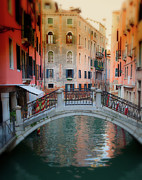 Golden Light Photos - Venice Visions by Eggers   Photography