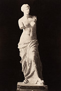 Milo Framed Prints - Venus De Milo Framed Print by Granger