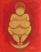 Motherhood Originals - Venus of Guadalupe by Sabina Espinet