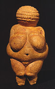 Artifact Posters - Venus Of Willendorf Poster by Granger