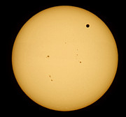 Venus Transit Prints - Venus Transit Print by Jason Politte