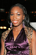 Venus Williams Photos - Venus Williams At Arrivals For Hitch by Everett