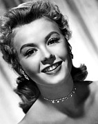 1950s Portraits Framed Prints - Vera-ellen, Ca. Early 1950s Framed Print by Everett