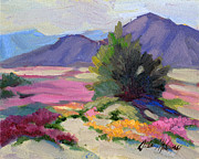 Verbena Paintings - Verbena 2 by Diane McClary