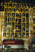 Priceless Photos - Vermeer portraits over harpsichord by Carl Purcell