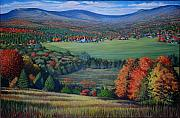 Kerry Burch - Vermont Countryside