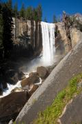 Jmp Photography Prints - Vernal Falls Print by James Marvin Phelps