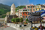 Jeka World Photography Prints - Vernazza Print by Jeka World Photography