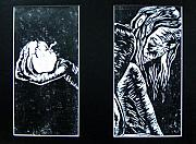 Religious Reliefs Originals - Version of Temptaion by Amanda Kabat
