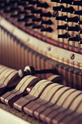 Musical Photos - Vertical Piano by Isabelle Lafrance Photography
