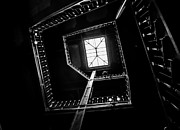 Flight Of Stairs Photos - Vertigo by Mitch Shindelbower