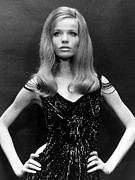 Skinny Prints - Veruschka, German Model And Actress Print by Everett