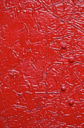 Abstractions - Very Very Red by Robert Ullmann
