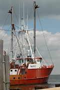Lbi  Photographs Prints - Vessel 103 Print by Joyce StJames
