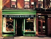 Vesuvio Bakery Posters - Vesuvio Bakery - Soho - New York City Poster by Vivienne Gucwa
