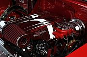 Engine Photo Originals - Vette by Lyle  Huisken