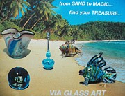 Judy Via-Wolff - Via Glass Art