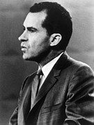 Featured Art - Vice President Richard M. Nixon by Everett