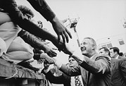 Agnew Photos - Vice President Spiro Agnew Campaigning by Everett