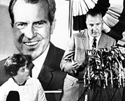 Agnew Photos - Vice Presidential Candidate Spiro Agnew by Everett
