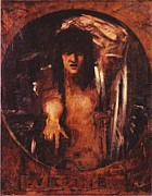 Moreau Paintings - Victim by Pg Reproductions
