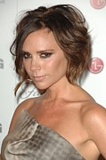 Phones Photos - Victoria Beckham At Arrivals For A by Everett